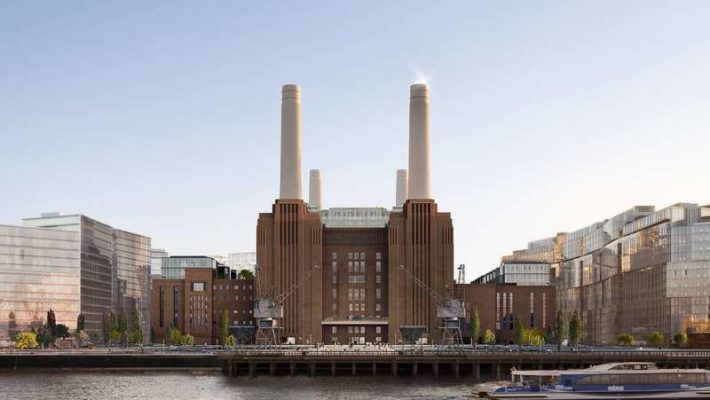Battersea Power Station Regeneration Project, Phase 3A